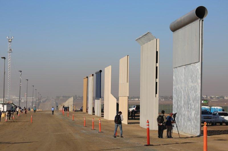 Donald Trump No Construction On Border Wall Until