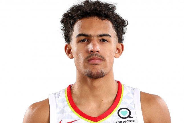 9d277bd51dc Atlanta Hawks guard Trae Young was ejected in the third quarter of a win  against the Chicago Bulls after staring down Kris Dunn on Sunday in Chicago.