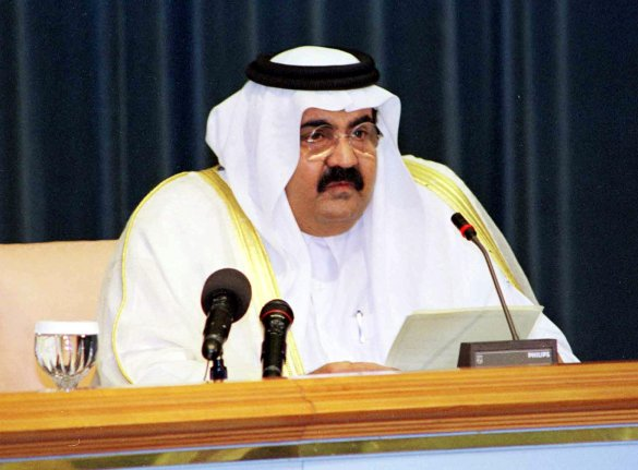 Khalifa Al-Thani