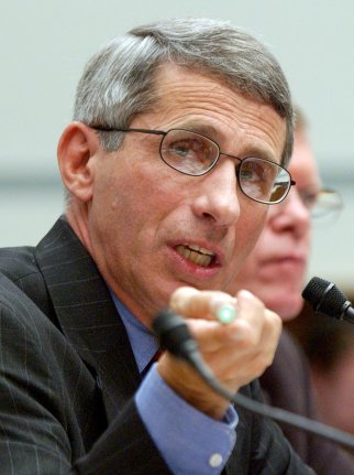 Anthony S. Fauci