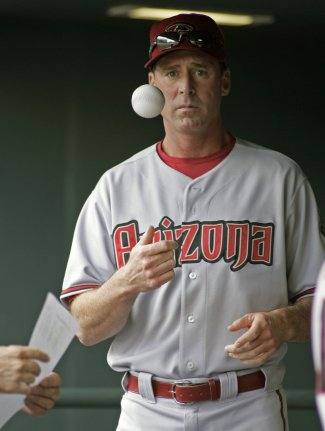Manager Bob Melvin