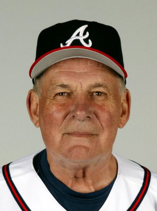 Manager Bobby Cox