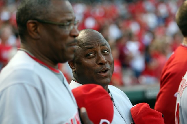 Manager Dusty Baker