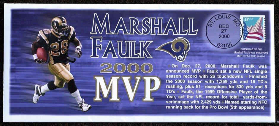 Marshall Faulk