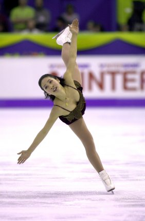 michelle kwan essay Olympic medalist figure skater michelle kwan and rhode island attorney and political activist clay pell are getting divorced they were married in providence, rhode.