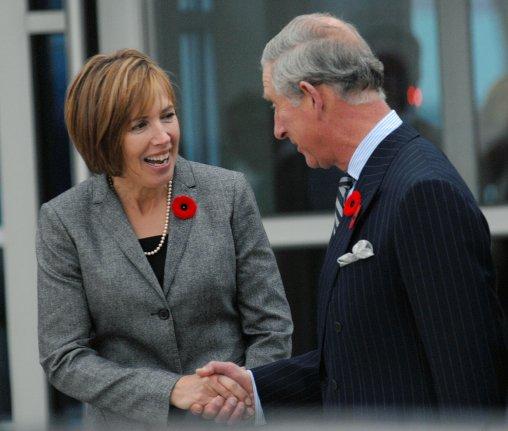 Ontario Premier Dalton McGuinty