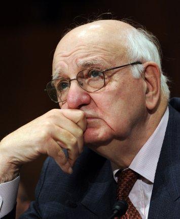 Paul Volcker News Quotes Wiki Upi Com