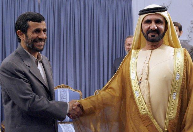 Rashid Al Maktoum