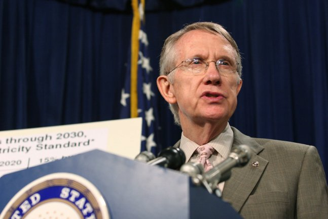Senator Reid