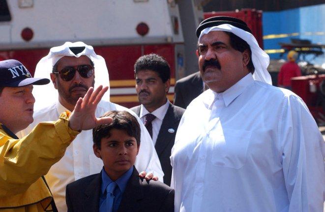 Sheik Hamad