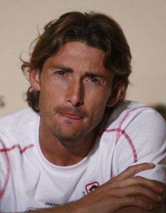 Spaniard Juan Carlos Ferrero