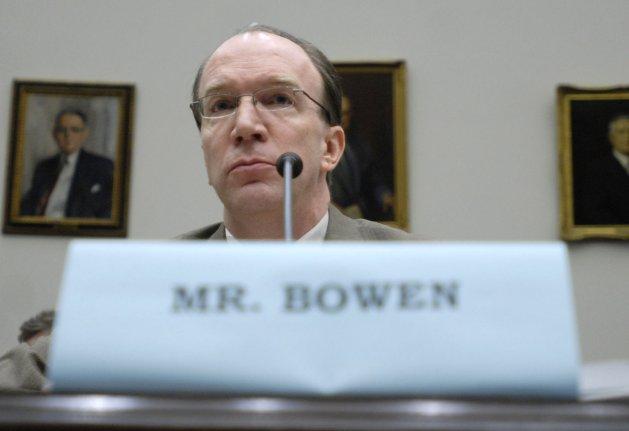 Stuart Bowen