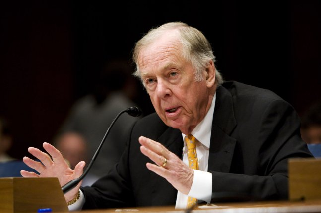 T. Boone Pickens