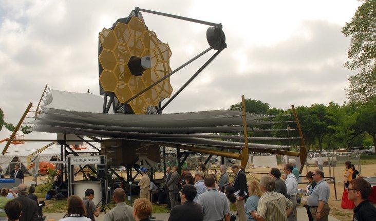 James Webb Space