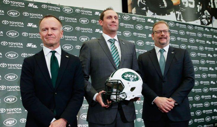 Mike Maccagnan News | Photos - UPI.com