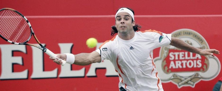 Chilean Fernando Gonzalez
