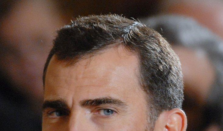 Crown Prince Felipe