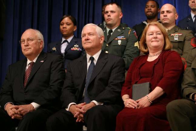 Defense Robert Gates
