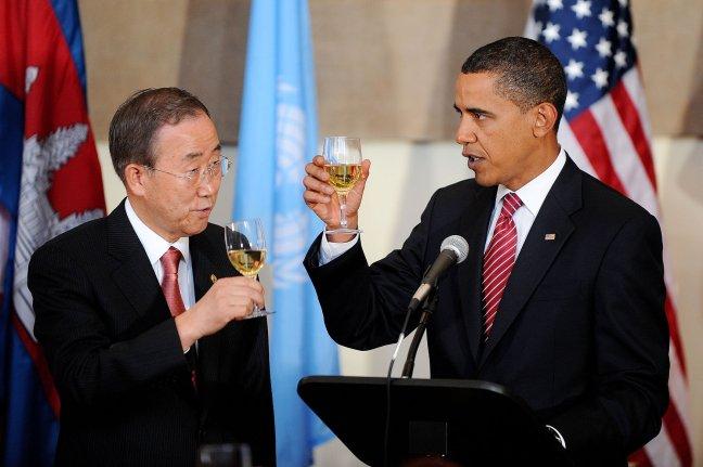 General Ban Ki Moon