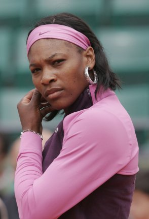 American Serena Williams