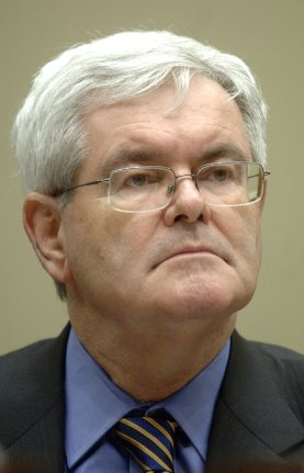 House Newt Gingrich