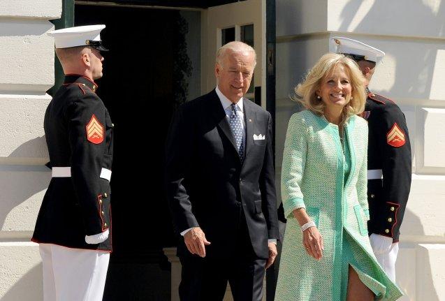 Jill Biden News Photos Wiki