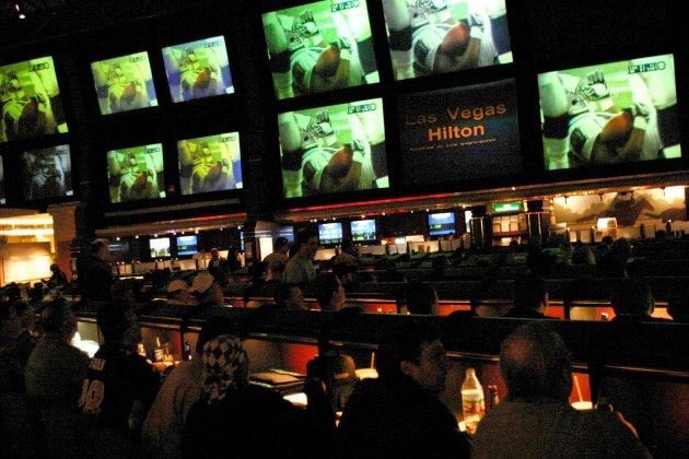hilton sportsbook vegas online betting