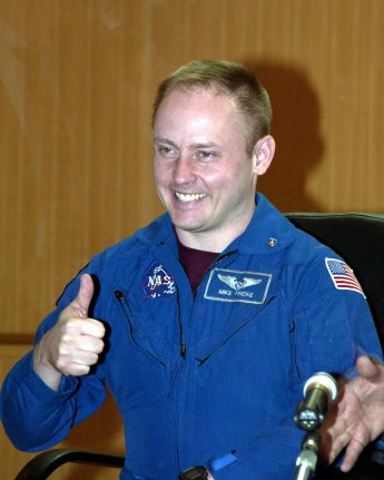astronaut mike fincke - photo #17