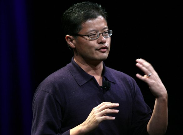 yahoo yahoo and founders jerry Co-founder and former ceo jerry yang has resigned from all of his positions  with yahoo, the company announced in a press release on.