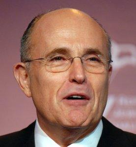 Rudy Giuliani Borat Tweet : Rudy Giuliani Tricked Into