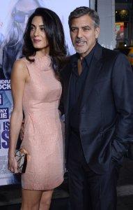 Amal Alamuddin Clooney News   Photos   Video   Wiki - UPI com