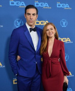 Sacha Baron Cohen News | Photos | Quotes | Wiki - UPI com