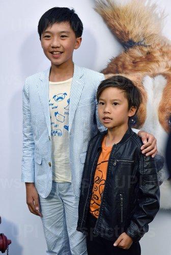 Ian Chen attends 'A Dog's Journey' premiere in LA