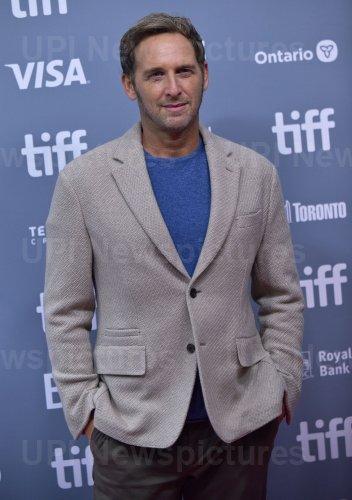 Josh Lucas attends 'Ford v Ferrari' photocall at Toronto Film Festival