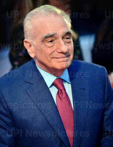 Martin Scorsese attends 'Once Were Brothers' premiere at Toronto Film Festival