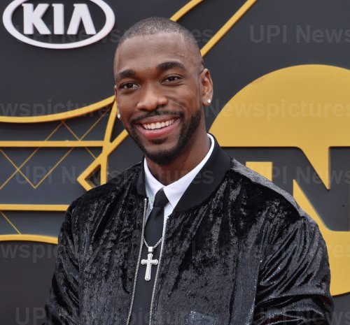Jay Pharoah attends the 2019 NBA Awards in Santa, Monica, California
