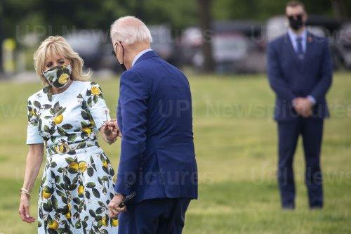 President Joe Biden travels to Georgia