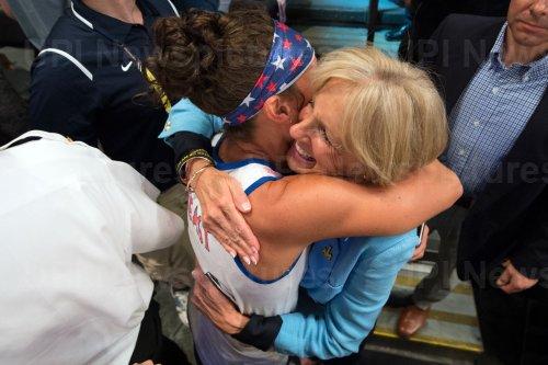 VP Biden and wife attend 2016 Invictus Games in Orlando