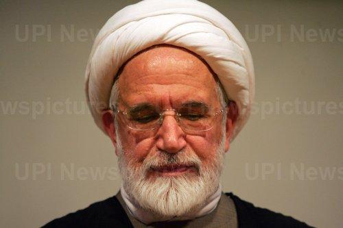 Iran's former Parliament speaker Mahdi Karroubi visits Isfahan city