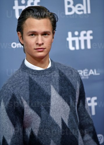 Ansel Elgort attends 'The Goldfinch' photocall at Toronto Film Festival