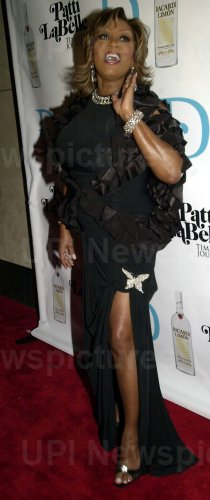 PATTI  LABELLE 60TH BIRTHDAY PARTY