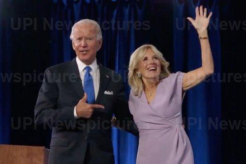 Former Vice President Joe Biden Addresses the 2020 Democratic National Convention