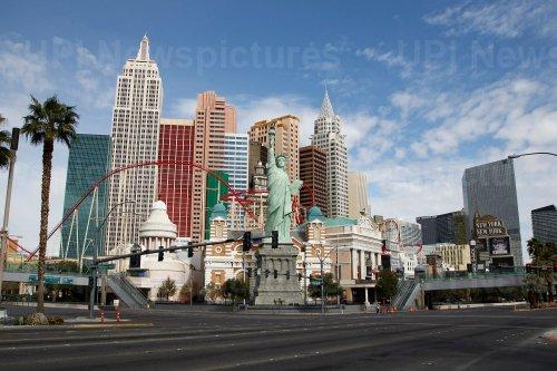 Las Vegas Strip Coronavirus Closure