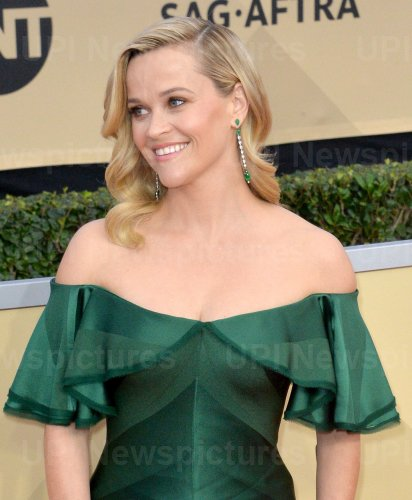 Reese Witherspoon attends the 24th annual SAG Awards in Los Angeles