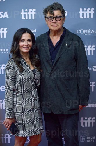 Robbie Robertson attends 'Once Were Brothers' photocall at Toronto Film Festival