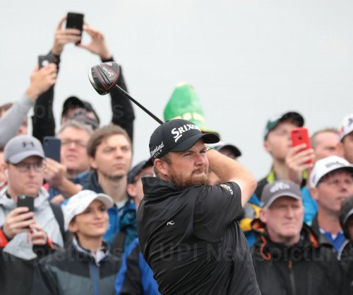 Shane Lowry is victorius at the 148th Open Championship at Royal Portrush