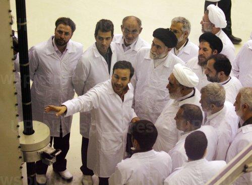 Isfahan Uranium Conversion Facility in Iran
