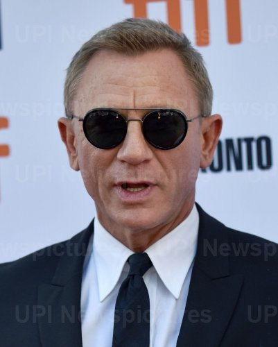 Daniel Craig attends 'Knives Out' premiere at Toronto Film Festival