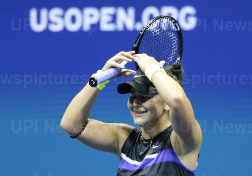 Bianca Andreescu of Canada reaches the Finals at the US Open