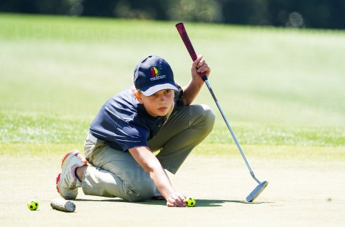 Drive, Chip and Putt National Championship at Augusta National in Georiga